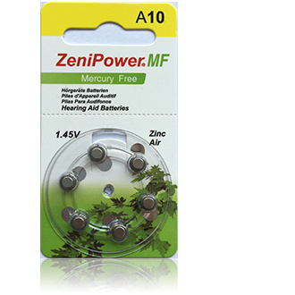 Size 10 Zenipower HP- 10 packets (60 cells)