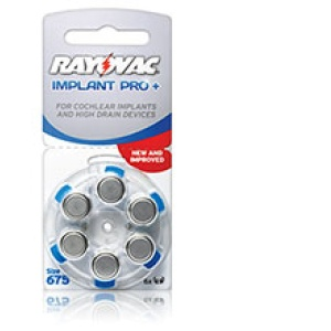 Rayovac Implant Pro+
