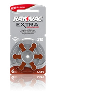 Rayovac Extra Advanced 312